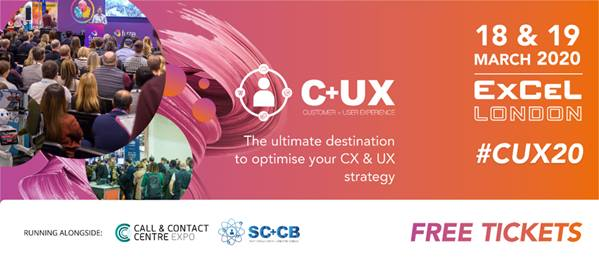 Customer & User Experience Expo 2020