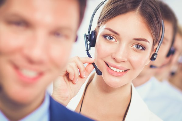Financing a call centre