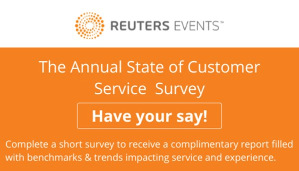 The Annual State of Customer Service report