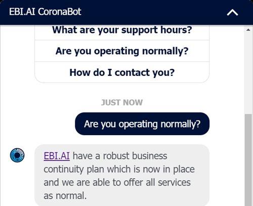 Coronabot
