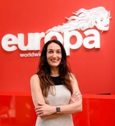 Maria Torrent-March, Logistics Director, Europa Warehouse