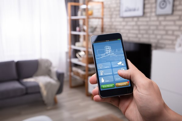 Home energy app