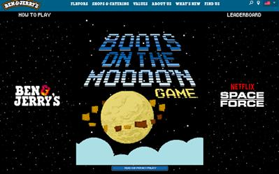 Boots on the moon