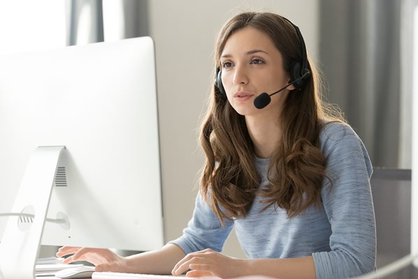 Contact Center Manager using Erlang Formula