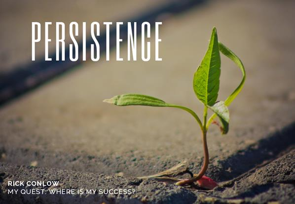 Persistence Quotations