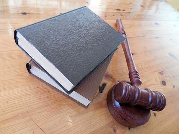 Judge's book
