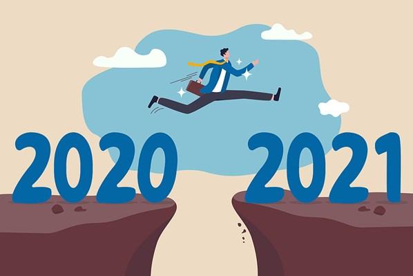 Goodbye 2020 Hello 2021