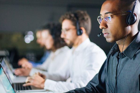 Agile Call Center Team