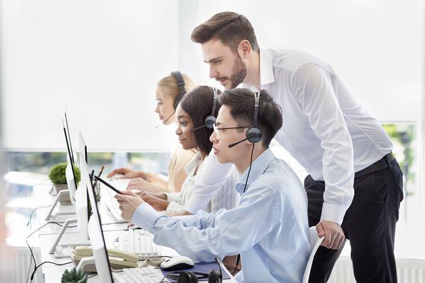 Team analyses Customer Satisfaction Scores