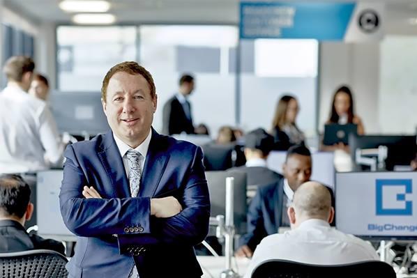 Martin Port, BigChange Founder & CEO