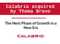 Thoma Bravo Acquires Calabrio to Accelerate Company's Cloud-first Customer Experience Growth thumbnail