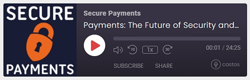 Payments and CX' podcast
