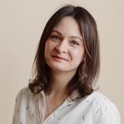 Iryna Kandrashova, head of marketing, UXPressia,
