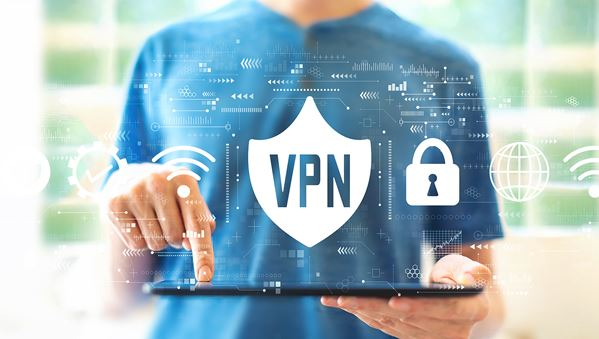 VPN - virtual private network,