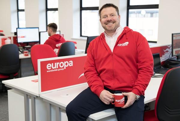 Mat Jobson General Manager Europa Contact Centre