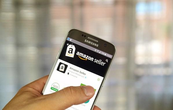 Amazon reseller mobile app