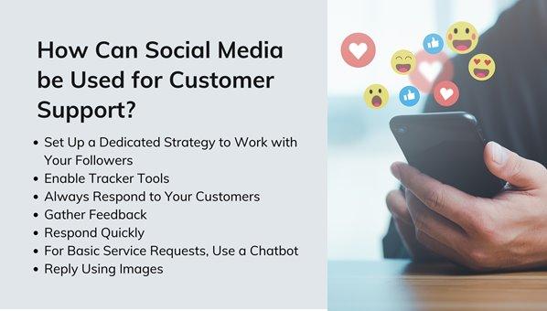 Social customer support