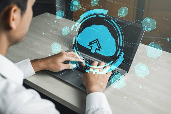 Cloud contact center software