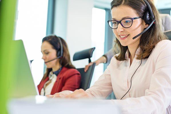 Customer Support desk