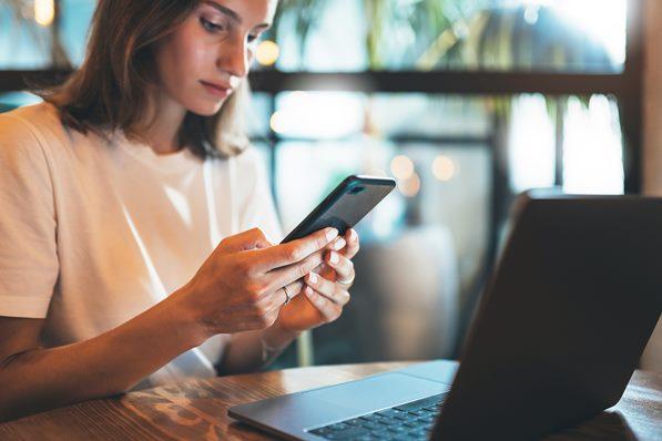 Customer self-service on mobile