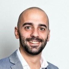 Gary Rosier-Taylor, Vice President of Sales EMEA