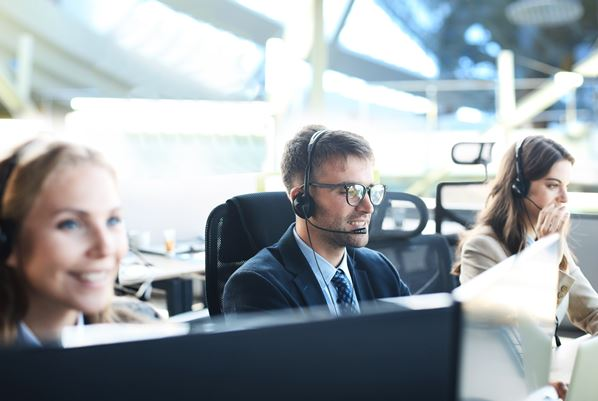 Call Center Payments team