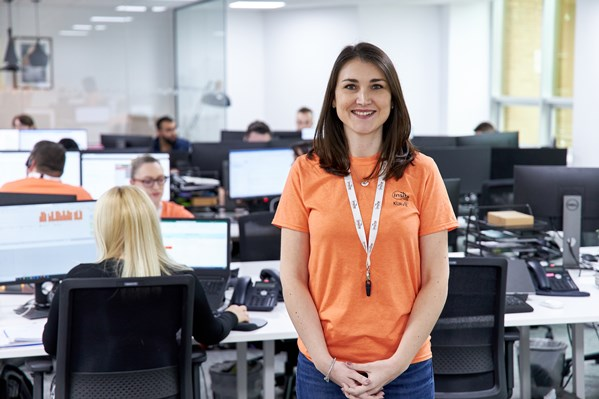 Carly Freeman, Head of Customer Services, Insite Energy